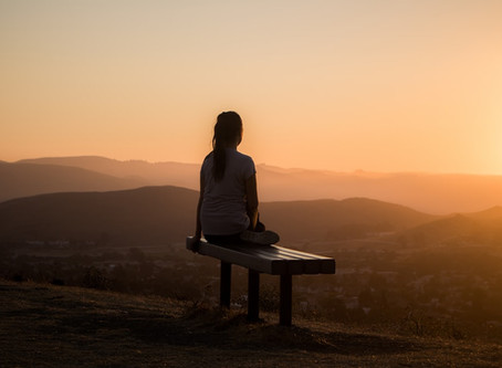 A psychologist believes in meditation.