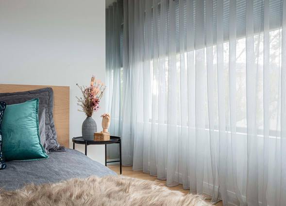 Luxaflex Sheer Curtain