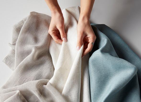 Fabric colours Curtain
