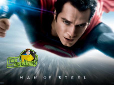 Talk From Superheroes: Man of Steel