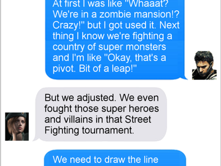 Texts From Superheroes: Not My Problem