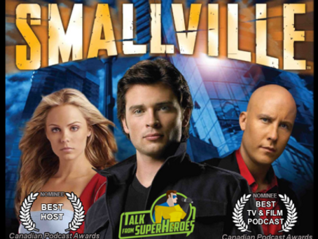 Talk From Superheroes: Smallville