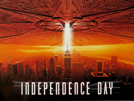 Talk From Superheroes: Independence Day