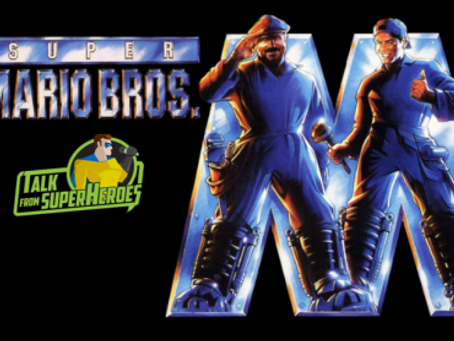 Talk From Superheroes: Super Mario Bros.