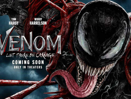 Talk From Superheroes: Venom Let There Be Carnage