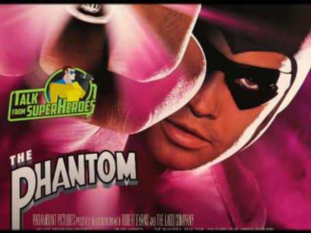 Talk From Superheroes: The Phantom