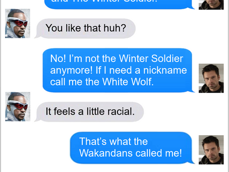 Texts From Superheroes: Update Contacts