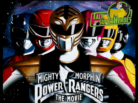 Talk From Superheroes: Mighty Morphin Power Rangers