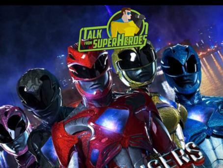 Talk From Superheroes: Power Rangers