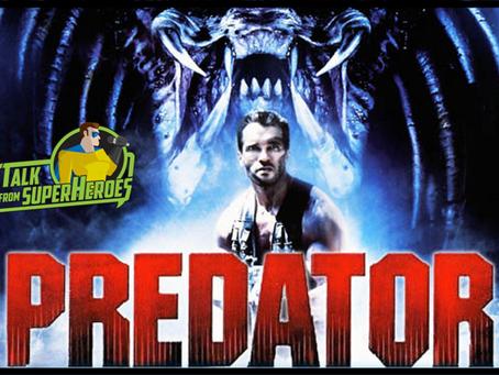 Talk From Superheroes: Predator (1987)