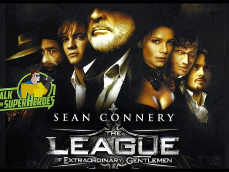 Talk From Superheroes: The League of Extraordinary Gentlemen