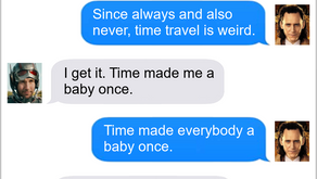 Texts From Superheroes: Relatable