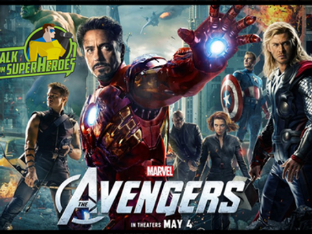Talk From Superheroes: The Avengers