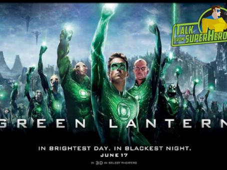 Talk From Superheroes: Green Lantern