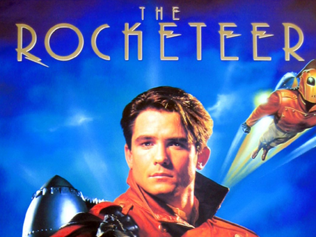 I Hate It But I Love It: The Rocketeer