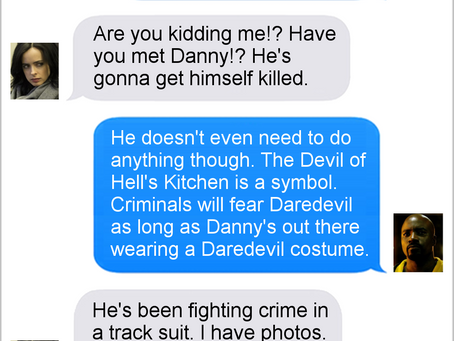 Texts From Superheroes: DannyDevil
