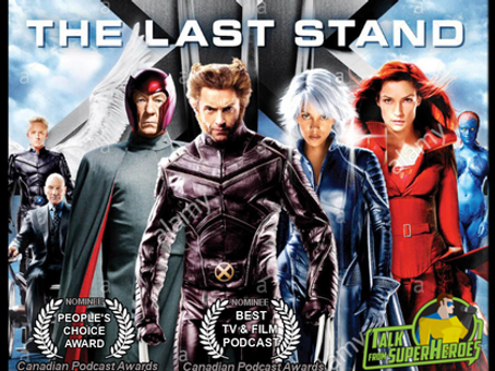 Talk From Superheroes: X-Men The Last Stand