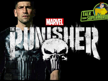 Talk From Superheroes: Punisher (Season 2)