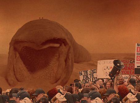 PETA Protests Dune Over Sandworm Mistreatment