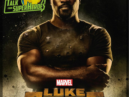 Talk From Superheroes: Luke Cage
