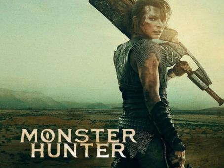 Talk From Superheroes: Monster Hunter