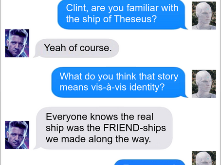 Texts From Superheroes: Missed The Mark
