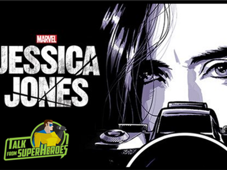 Talk From Superheroes: Jessica Jones