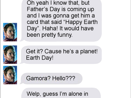 Texts From Superheroes: Friend in Need