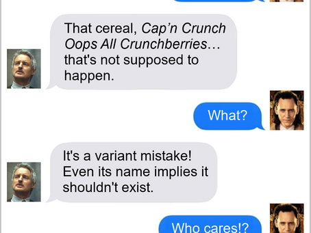 Texts From Superheroes: You And The Cap'n Make It Happen