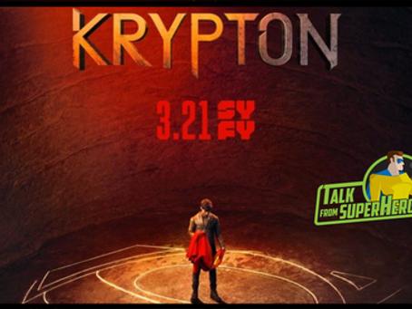Talk From Superheroes: Krypton