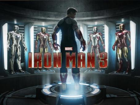 Talk From Superheroes: Iron Man 3