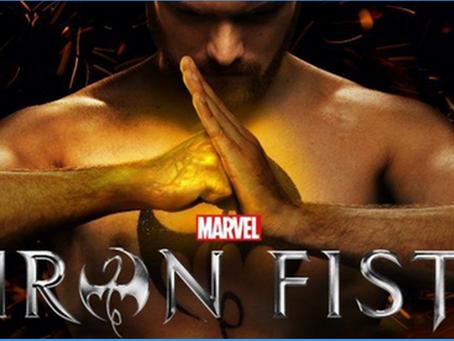 Talk From Superheroes: Iron Fist (Part 1)