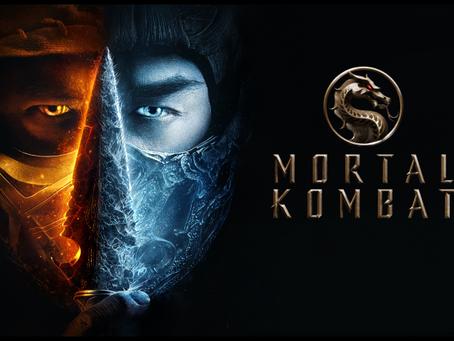 Talk From Superheroes: Mortal Kombat (2021)