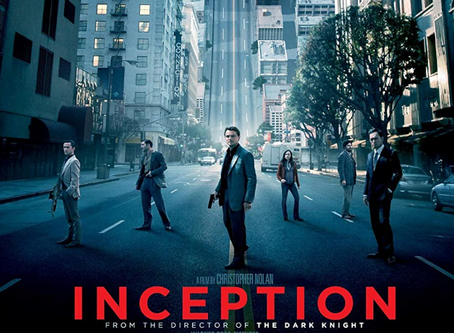 Talk From Superheroes: Inception
