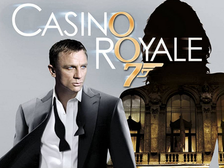 Talk From Superheroes: Casino Royale