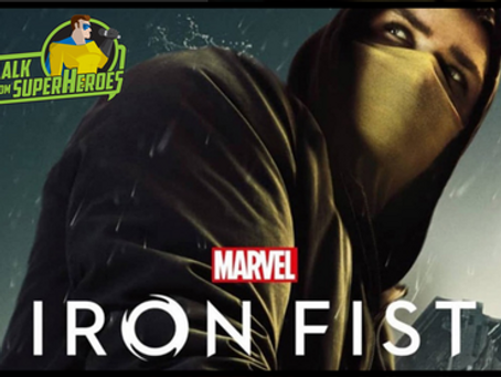 Talk From Superheroes: Iron Fist (Season 2, Part 2)