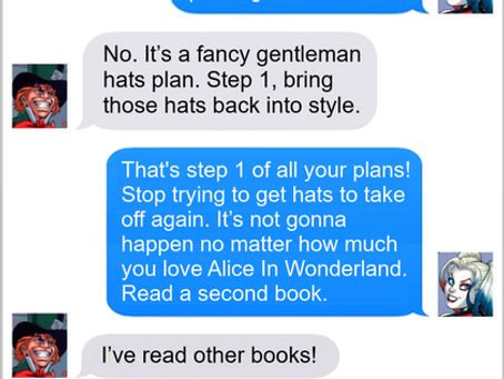 Texts From Superheroes: Stop Trying To Make Tetch Happen