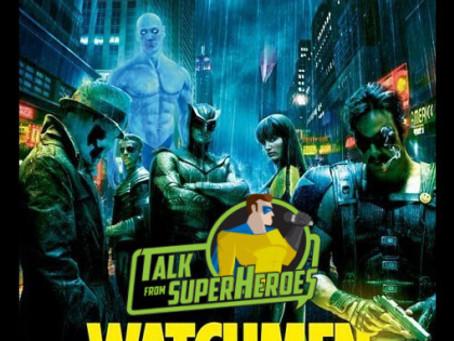 Talk From Superheroes: Watchmen