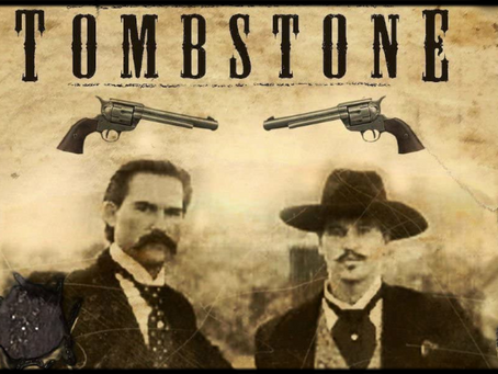 Talk From Superheroes: Tombstone