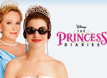 The Villain Was Right: The Princess Diaries
