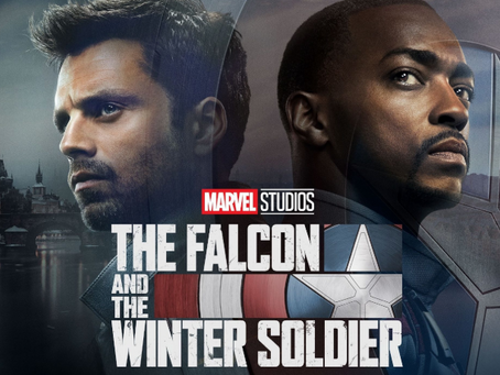 Talk From Superheroes: The Falcon and the Winter Soldier