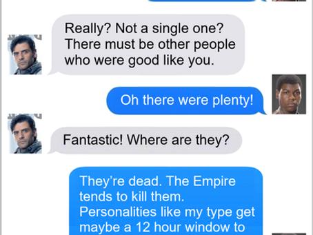 Texts From Superheroes: I Need A Hero