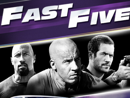 I Hate It But I Love It: Fast Five