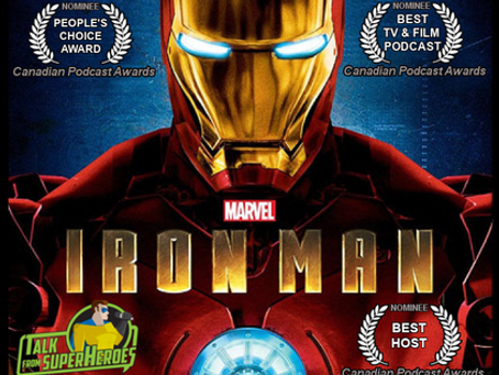 Talk From Superheroes: Iron Man