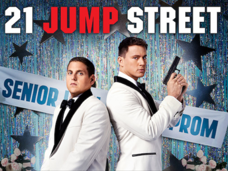 Talk From Superheroes: 21 Jump Street
