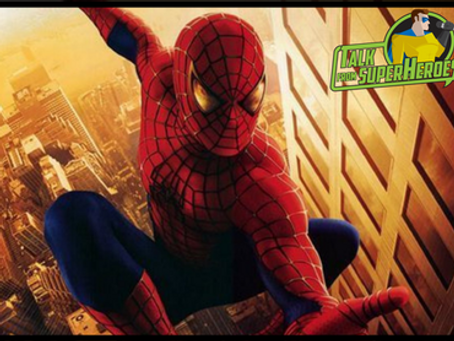 Talk From Superheroes: Spider-Man (2002)
