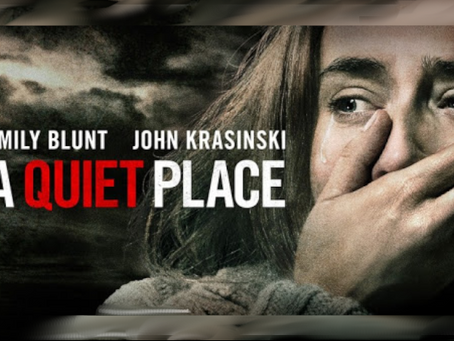 Talk From Superheroes: A Quiet Place
