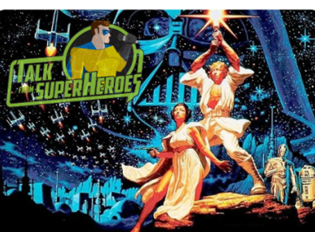 Talk From Superheroes   Star Wars: A New Hope
