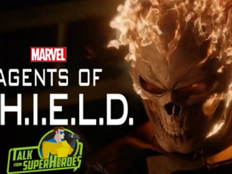 Talk From Superheroes: Agents of S.H.I.E.L.D.