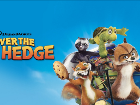 The Villain Was Right: Over The Hedge
